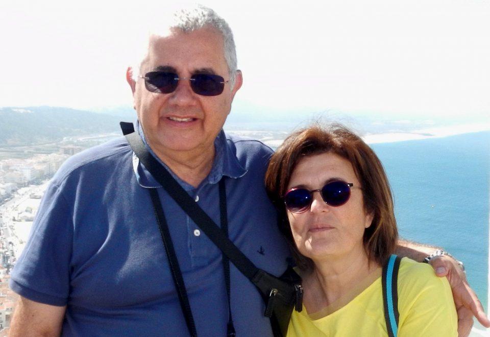 Dr. Mario Portera e Dr.ssa Maria Gabriella Dongarrà