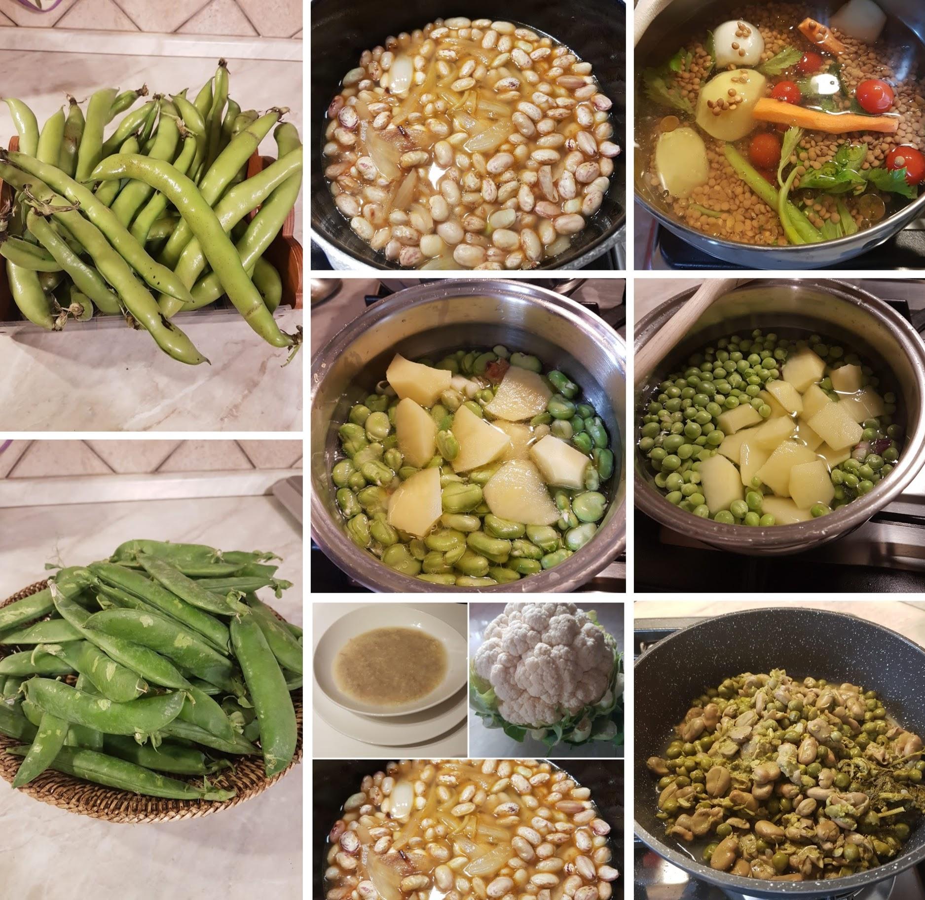 Svezzamento e legumi
