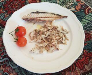 il pesce nello svezzamento