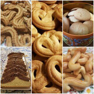 Biscotti fatti in casa per bambini
