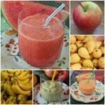 Frullati di frutta – consigli e ricette  di Pappablog