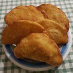 Calzoni fritti siciliani